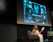Janice Galloway on Muriel Spark (2018 Event)